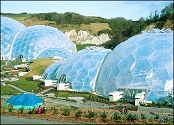 Eden Project, Saint Austell